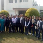 Industrial Visit to IPCA Laboratories Ltd