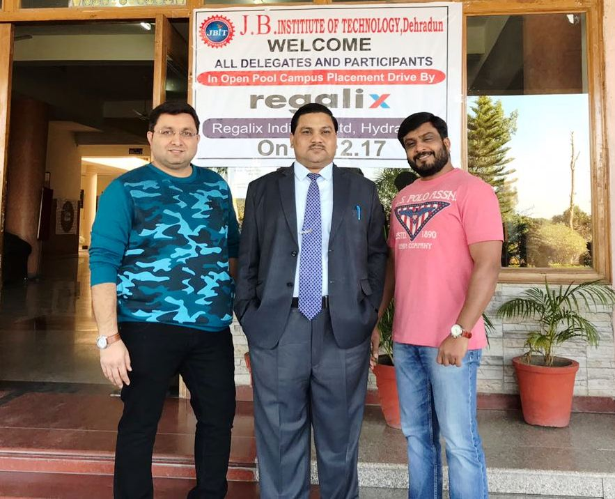 Regalix India Pvt. Ltd, Hydrabad - 23/12/17